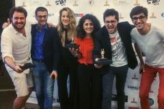 """Premiazione di """"Daitona"""" al Festival di Palma De Mallorca"""